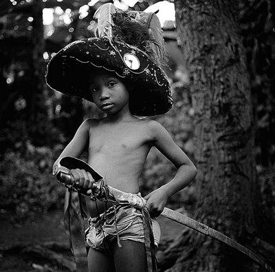 Inês Gonçalves, Mila Cravalho - Bairro da Boa Morte, S. Tomé, 2008