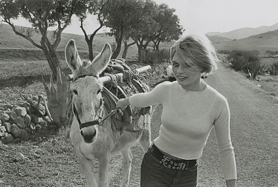 Brigitte Bardot, Almería 1968. César Lucas