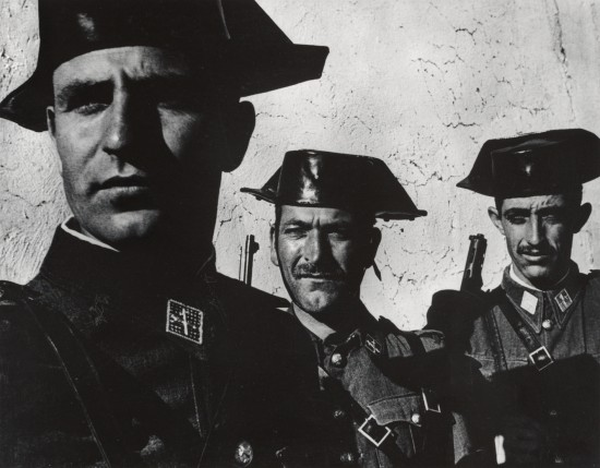 Guardia Civil española. W. Eugene Smith