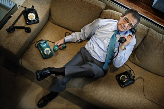 Cesar Alierta. Presidente de Telef—nica