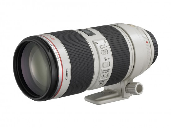 Canon ZOOM LENS EF 70-200mm f28 L IS II USM FSL w CAP