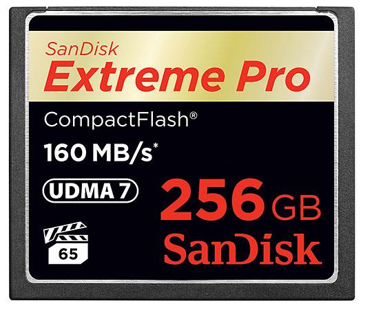 La tarjeta Compact Flash más potente del mundo