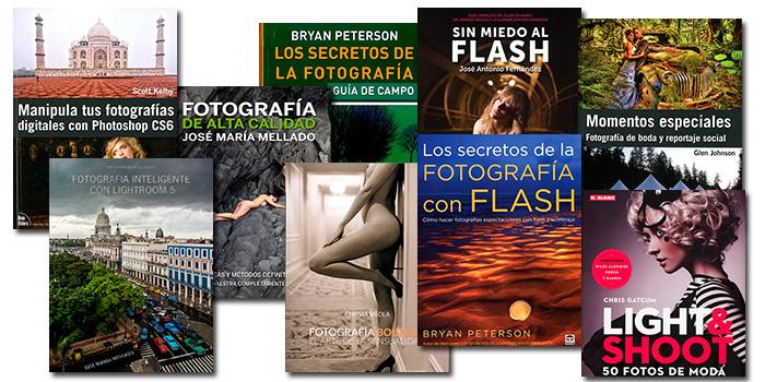 10 libros de fotografía superventas en español, que se merecen su éxito