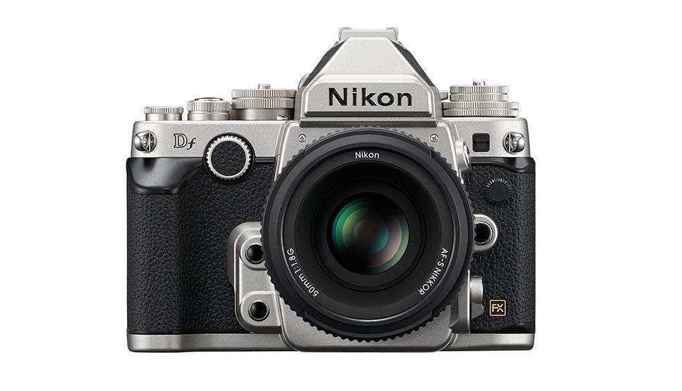 Nueva Nikon Df, una full frame de estilo retro sin grabación de vídeo