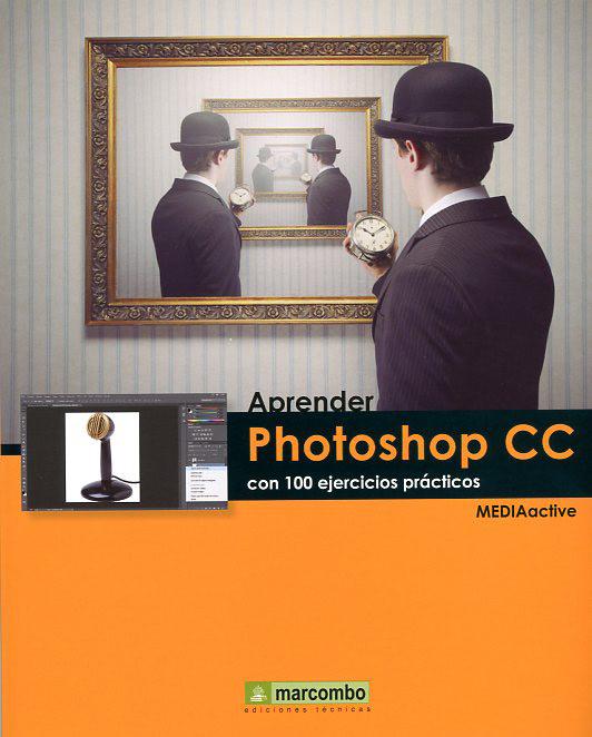 Libros de fotografía: Aprender-Photoshop-CC-1