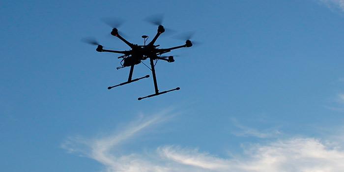 Los drones fotográficos, una alternativa a los rodajes y fotografías desde helicópteros convencionales