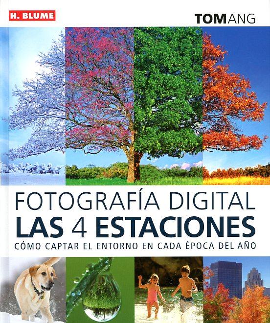Libros de fotografía: Fotografia digital Las 4 estaciones001
