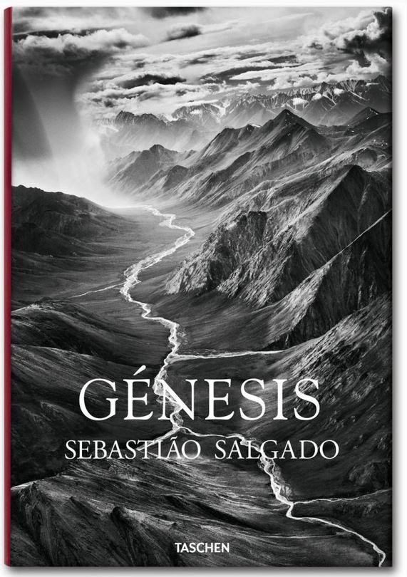 Libros de fotografía: Genesis- Sebastiao Salgado