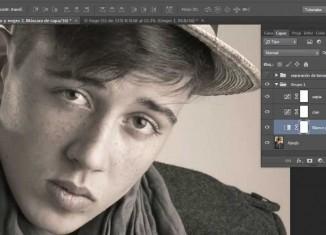 Tutorial Photoshop: División de tonos con curvas, un proceso sofisticado y exportable
