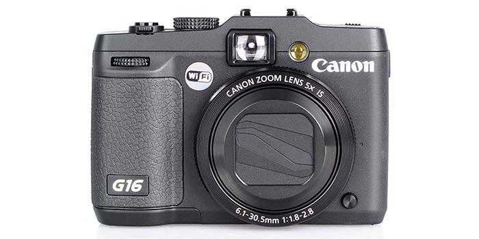 Canon Powershot G16, una compacta avanzada para los que aman las réflex