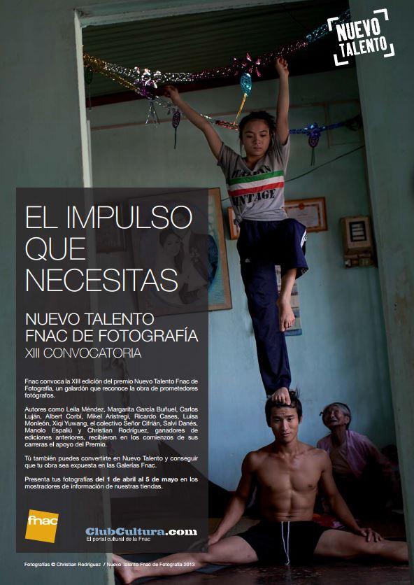 Fnac - concurso fotografico Nuevo Talento g