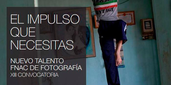 Concurso de Fotografía Nuevo Talento de Fnac, con 6 exposiciones como premio