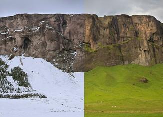 Tutorial de Photoshop: crear un paisaje nevado