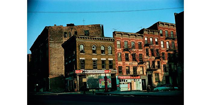 Brassai in America, la colorida experiencia americana del maestro francés del blanco y negro
