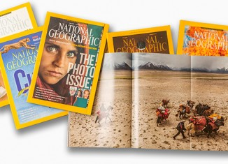 Suscripcion a National Geographic con 40% de descuent