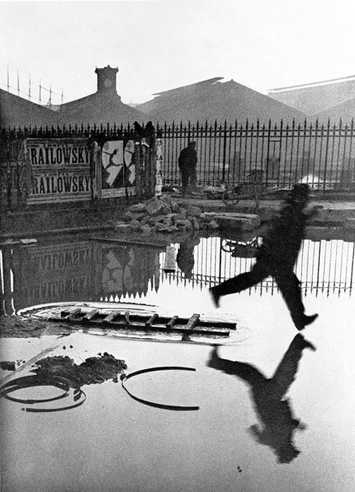 CARTIER-BRESSON,-Henri---Iza-Gare-St-Lazare,-Paris,-1932