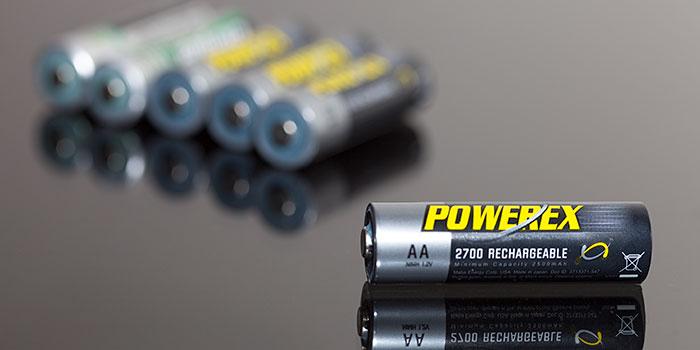 Pilas recargables y cargadores inteligentes para fotógrafos: las pilas (1)