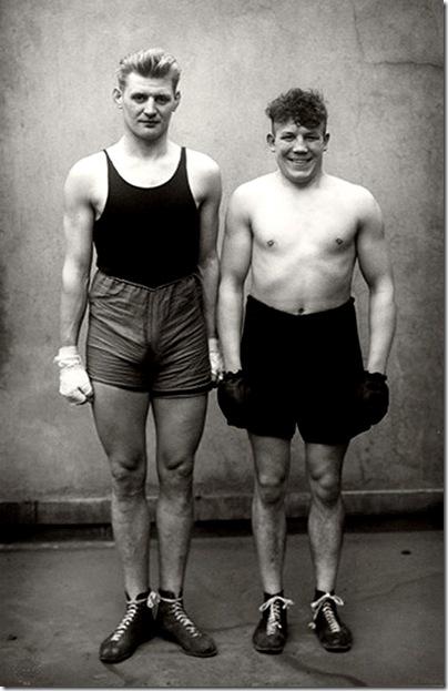 August Sander  - BoxerS, 1928_thumb