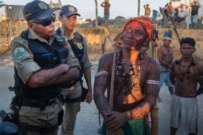 Belo Monte Megadam 2, 2013, by Taylor Weidman (Thailand)