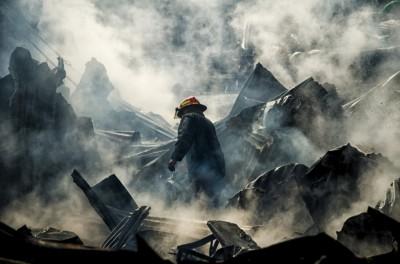 Fotografo Medioambiental del año- En busca de la vida