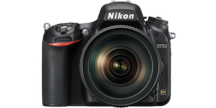 Nueva cámara Nikon D750, formato completo con 24,3 megapíxeles y 6,5 fps