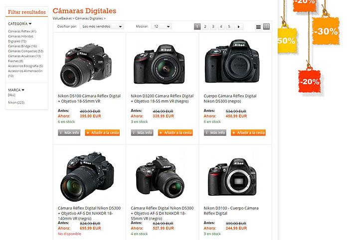 cómo ahorrar con los códigos descuento en material fotográfico