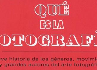 Libro Qué es la Fotografía -Francisco Rodríguez Pastoriza