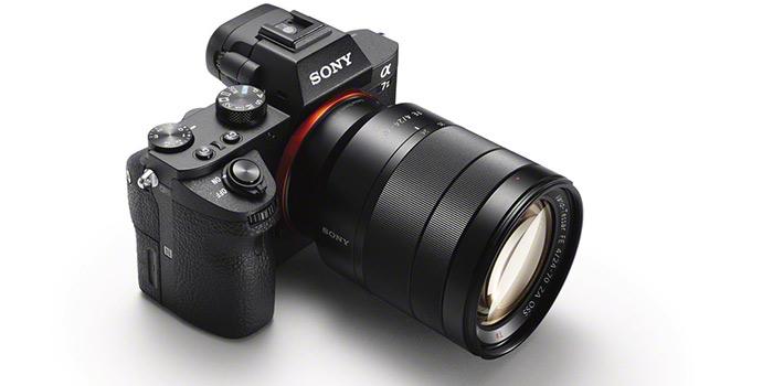 Nueva cámara Sony A7II, la ingeniería al servicio de la estabilización y el enfoque