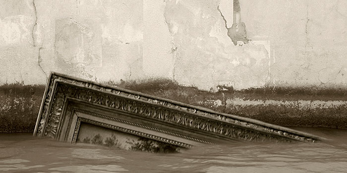 El ruido y la furia de Pablo Genovés inundan la Sala Canal de Isabel II