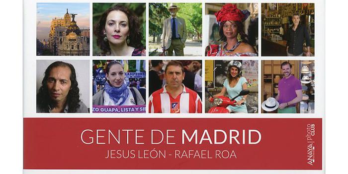 Gente de Madrid, la calle de la capital vista por Jesús León y Rafael Roa