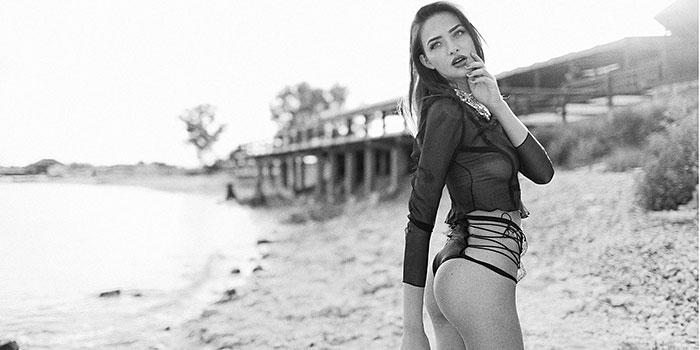 NIF, revista dedicada a la fotografía de desnudo con una estética de moda
