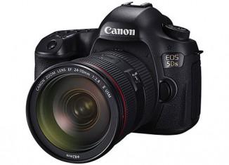 nueva Canon-EOS-5DS - 50 megapíxeles