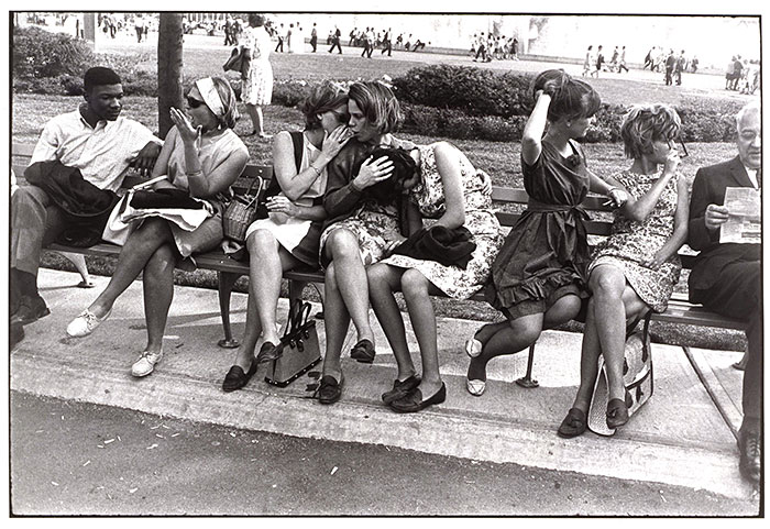 Garry Winogrand-New York World´s Fair 1964