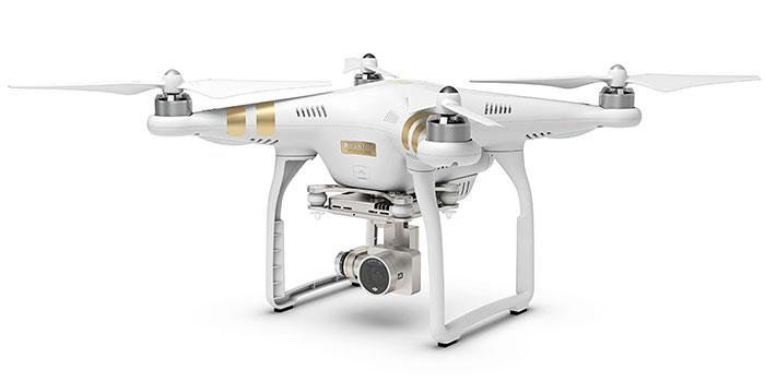 DJI Phantom 3, nuevo drone con grabación de vídeo 4K