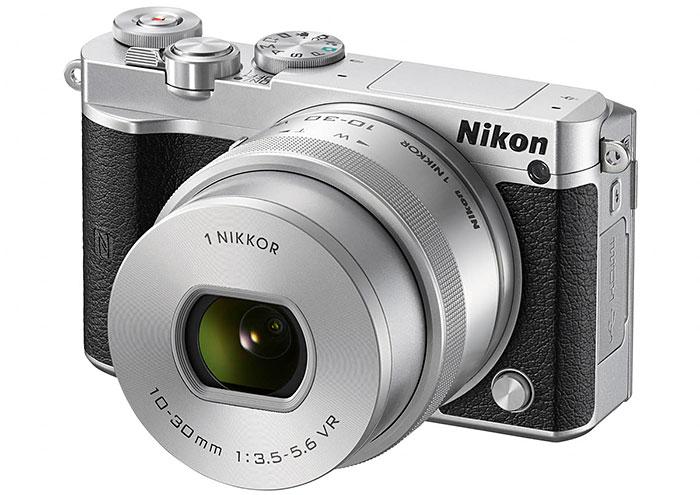 Nikon-1-J5-plata