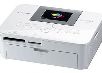 impresora portátil compacta Selphy-CP1000-FSL