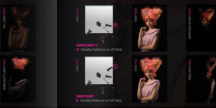 Litebook-revista fotográfica de iluminación creativa
