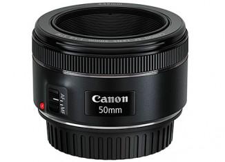 objetivo Canon EF-50-mm-f1,8-STM-