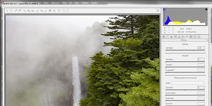 Tutorial con las novedades de Photoshop CC2015 para fotógrafos