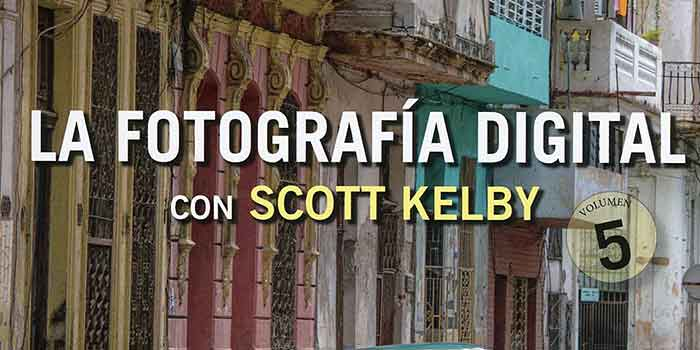 Nuevo libro de Scott Kelby, 94 recetas fotográficas sin desperdicio