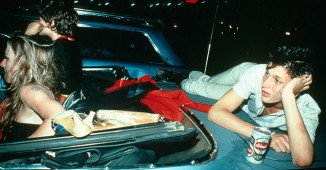 Nan-Goldin.-French-Chris-at-the-Drive-in-New-Jersey-1979