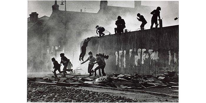 Maestros de la Fotografía: Don McCullin, la imagen de los pobres, los desfavorecidos y las guerras
