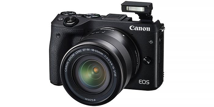 Canon M3, una CSC con muy buena calidad de imagen y acabado profesional
