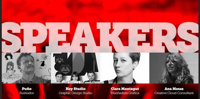 Madrid Creative Meet up, gran evento gratuito con presentaciones, visionados y las novedades de Adobe CC