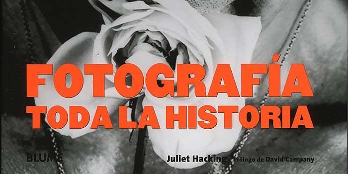 libro- Fotografía, toda la historia. Editorial Blume