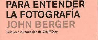 Libro- Para entender la Fotografía de John Berger