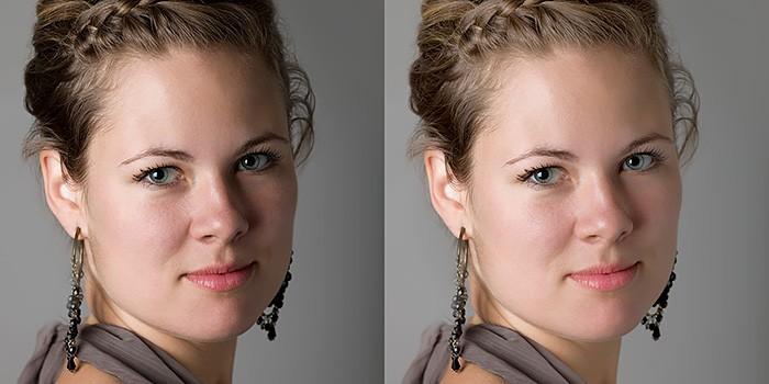 Tutorial Photoshop Aclarar las sombras de un retrato
