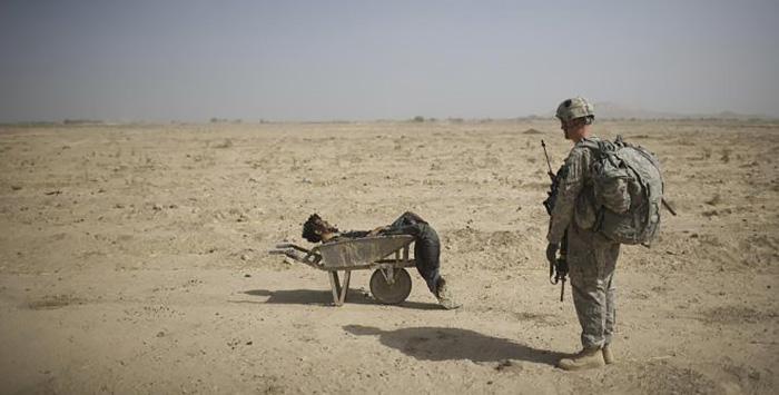 Upfront, un homenaje al fotoreporterismo en español en zonas de conflicto