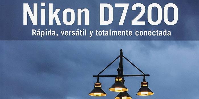 libro sobre la Nikon-D7200
