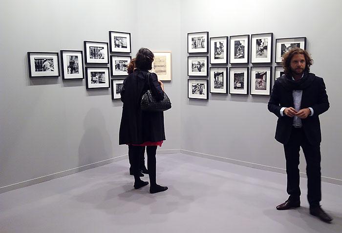 Los formatos no-gigantes en fotografía cobran fuerza en ARCO 35 aniversario